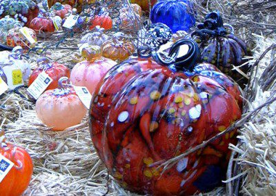 Bay Area glass pumpkin event