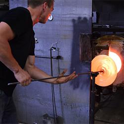 Andrew Stanton of Holy City Art Glass